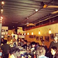 Photo taken at Cafe Luna by Greg B. on 4/21/2013
