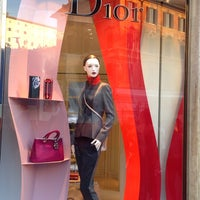 Photo taken at Dior by jibby n. on 7/19/2014