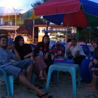 Photo taken at Pantai Bahari Polewali by Robbick C. on 6/19/2014