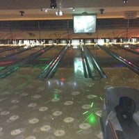 Photo taken at Facenda Whitaker Lanes by Qadir T. on 6/10/2013