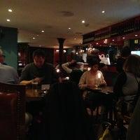 Photo taken at Tullin's Café by Marius T. on 11/6/2012