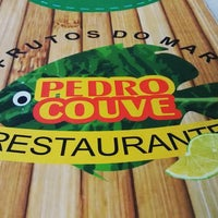 Photo taken at Pedro Couve Restaurante by Tim  Beta R. on 10/18/2015