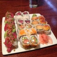 Photo taken at Little Tree Sushi Bar by Sara S. on 4/24/2013