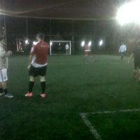 Photo taken at El Estadio Futbol 5 by chelologu on 6/30/2013