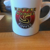 Photo taken at Waffle House by Alexandra P. on 10/7/2013