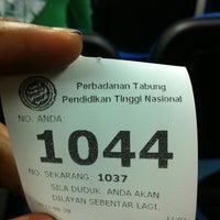 Photo taken at Ibu Pejabat PTPTN by Rozalino S. on 8/28/2013