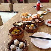 Photo taken at Bamboo Dimsum by Dede S. on 3/30/2015