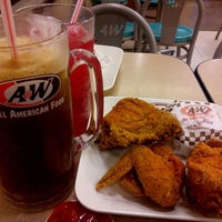 Photo taken at A&W by Ayu A. on 8/21/2015