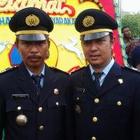 Photo taken at Direktorat Jenderal Pemasyarakatan by Edi S. on 5/14/2013