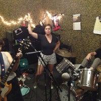 Photo taken at Flood Music Studios by Marisha C. on 9/28/2014