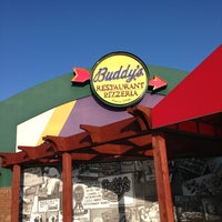 Photo taken at Buddy's Pizza by Mark H. on 3/12/2013
