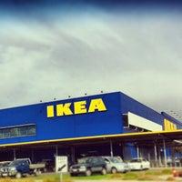 Photo taken at IKEA by Matt K. on 4/25/2013