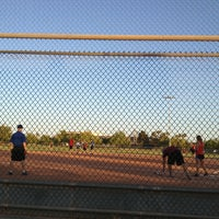 Photo taken at Kiwanis Park Softball Complex by Stu H. on 6/8/2013