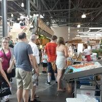 Photo taken at Halifax Historic Farmer's Market by Ashjan♉ on 7/6/2013
