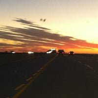 Photo taken at I-10 Twin Span Bridge by Lindsay M. on 12/20/2012