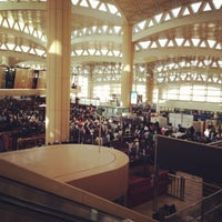 Photo taken at King Khalid International Airport (RUH) by Sahar A. on 6/21/2013