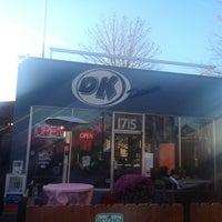 Photo taken at DK Diner by Mike D. on 11/10/2012