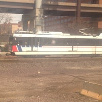 Photo taken at MetroLink - Civic Center Station by Paul P. on 2/18/2014
