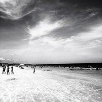 Photo taken at Burkes Beach by Sean C. M. on 7/3/2016