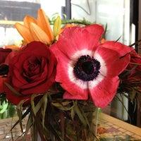 Photo taken at Flower Flour by Joseph R. on 3/16/2013