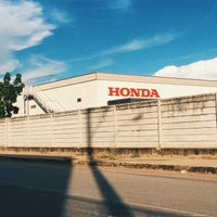 Photo taken at HRAP (Honda R&D Asia Pacific Co.,Ltd) by 'nOng S. on 6/10/2015