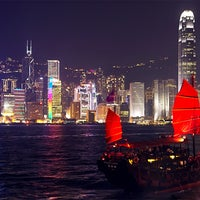 Photo taken at Victoria Harbour by Kelvin® on 12/6/2012