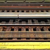Photo taken at MTA Subway - N Train by John G. on 8/21/2013