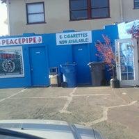 Photo taken at Peacepipe Smokeshop by Dakota K. on 4/3/2013
