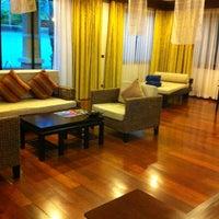 Photo taken at Alpina Phuket Nalina Resort And Spa by Katya G. on 4/19/2013