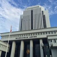 Photo taken at Mahkamah Agung Republik Indonesia by Feisal F. on 1/3/2016