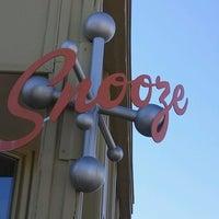 Photo taken at Snooze by David M. on 10/8/2012