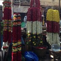 Photo taken at Gandhi Bazaar by Lakshmi S. on 12/22/2012