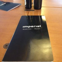 Photo taken at Imperial Pizzeria by Gines G. on 3/30/2013