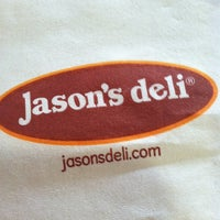 Photo taken at Jason's Deli by Wendy C. on 4/9/2013