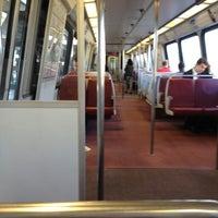 Photo taken at WMATA Yellow Line Metro by Kevin K. on 4/11/2013