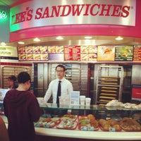 Photo taken at Lee's Sandwiches by Blake T. on 4/1/2013