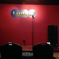 Photo taken at Laughs Comedy Spot by Jennifer W. on 11/14/2013