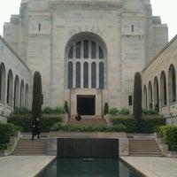 Photo taken at Australian War Memorial by Sam Blackeby F. on 10/26/2011