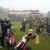 Photo taken at Santiago Club de Golf by David L. on 5/21/2013