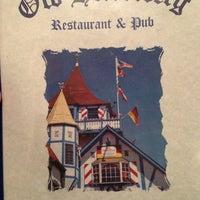 Photo taken at Old Heidelberg German Restaurant & Lounge by Carlito G. on 1/2/2013