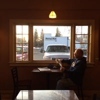 Photo taken at Hailey Coffee Company by Ben F. on 1/1/2014