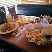Photo taken at El Papalote Taco & Grill by Victor C. on 6/23/2013