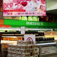 Photo taken at Villarreal Supermercados by Fa Veneziani D. on 4/29/2013