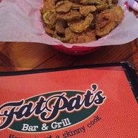 Photo taken at Fat Pat's Bar & Grill by Jennifer S. on 8/5/2016