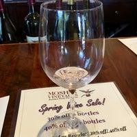 Photo taken at Moshin Winery by Lucyan on 4/17/2016