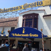 Photo taken at No9 Fisherman's Grotto by Mey S. on 4/27/2013