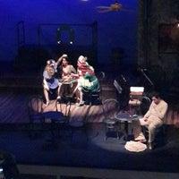 Photo taken at İstanbul Devlet Tiyatroları Cevahir Sahnesi by Tulay A. on 10/29/2013