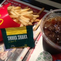 Photo taken at McDonald's by Mikan MK 回. on 4/14/2013