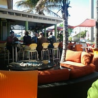 Photo taken at City Tropics Bistro by Marc D. on 1/23/2013