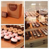Photo taken at Sprinkles Cupcakes by txtMovieClub on 7/17/2013